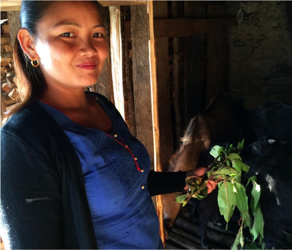 Improved Livelihood of Urmila