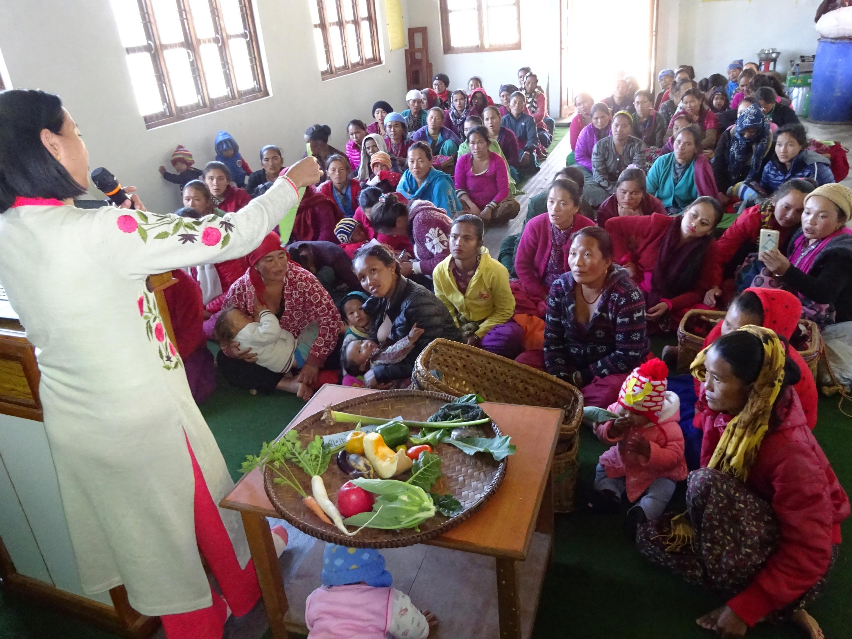 Basic Nutrition Training
